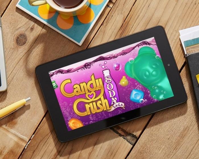 Tablet para niños Amazon Fire 7