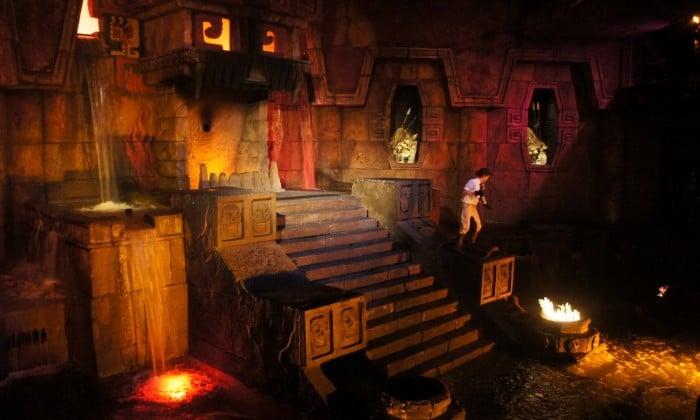 Templo del Fuego,Halloween en PortAventura