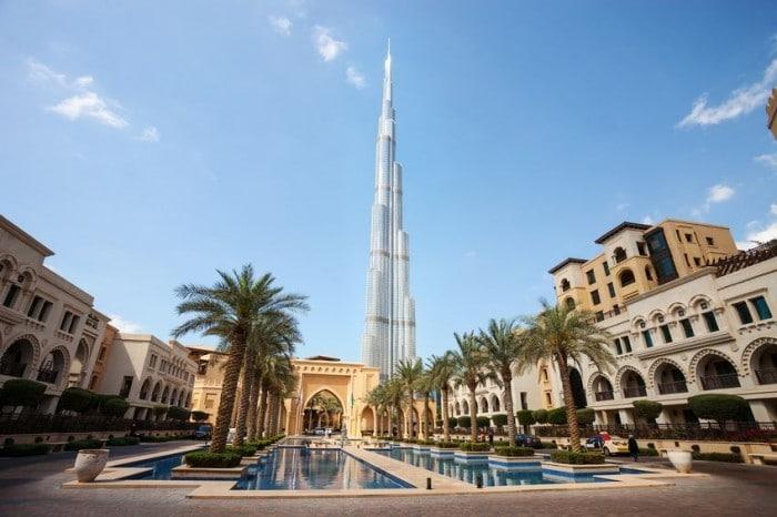 Torre Burj Khalifa, Dubai