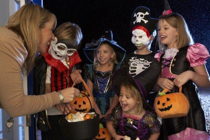 Qué hacer en Halloween con niños