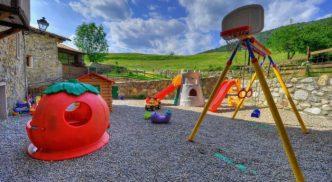 Turismo rural con niños en Casa del Batlle en Sarroqueta, Lleida