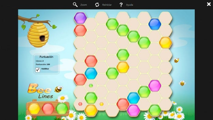 Juegos de Magic Desktop (Windows para niños)