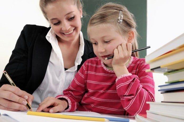 Ayuda a tu hijo a aceptar a su nuevo maestro