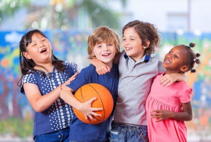 Beneficios del futbol para niños - Etapa Infantil