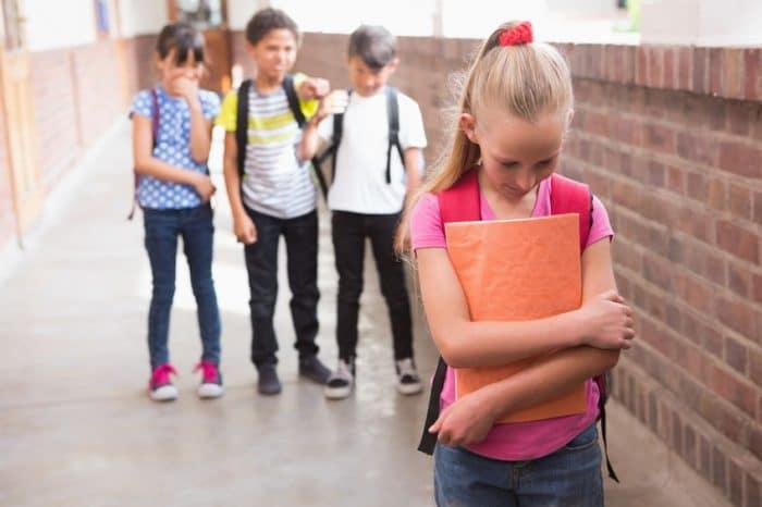 Enseñar a los niños a enfrentarse a las burlas