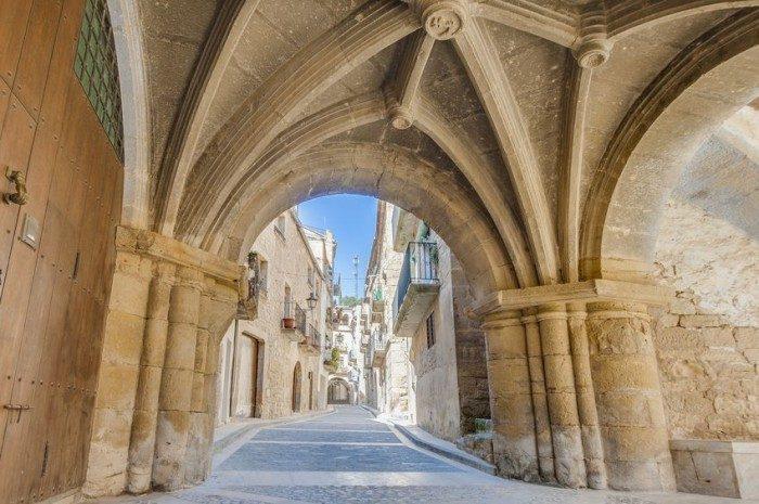 Calaceite, en Teruel