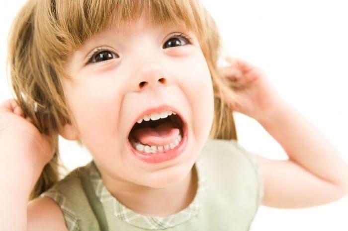 Comportamiento disruptivo en los niños