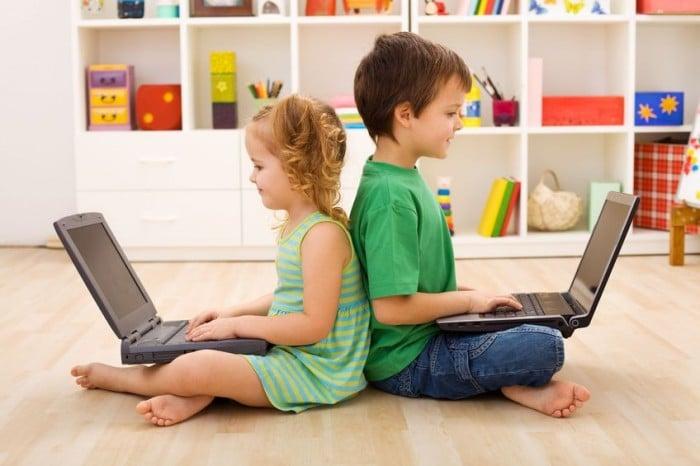 Conocimientos básicos de informática en los niños