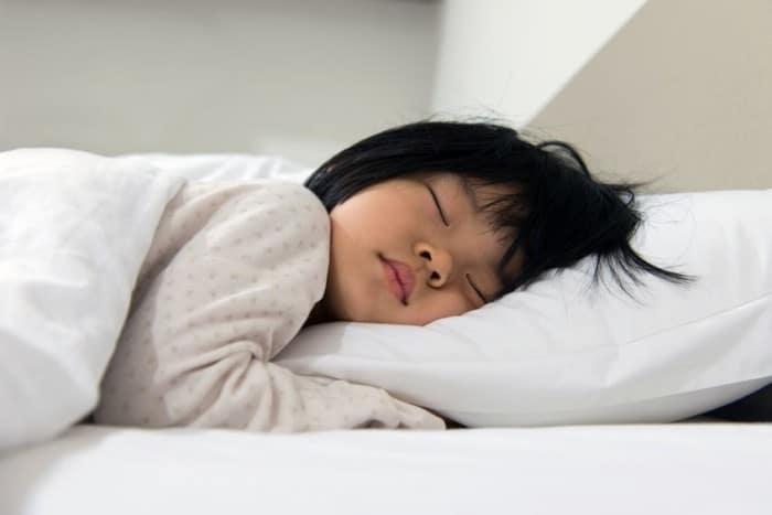 Consejos para el buen dormir de los niños