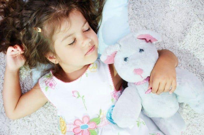 Cuánto deben dormir los niños de 1 a 12 años