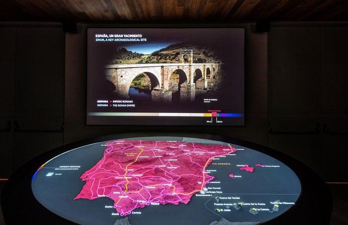 """Exposición """"Arqueología y Patrimonio"""" enMuseo Arqueológico Nacional"""
