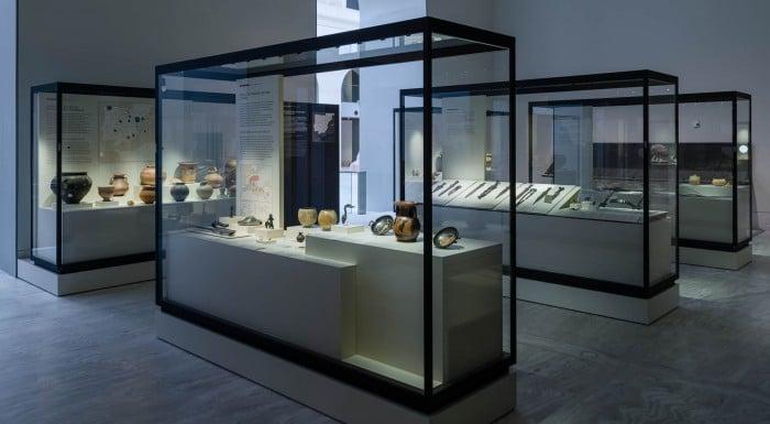 """Exposición """"Las novedades del primer milenio"""" enMuseo Arqueológico Nacional"""