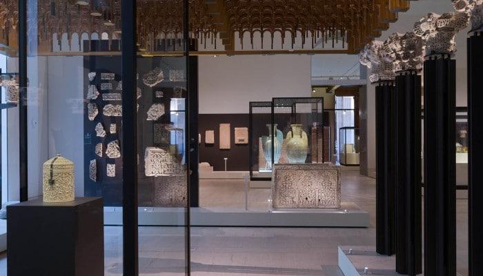 Exposición Mundo medieval en Museo Arqueológico Nacional de Madrid