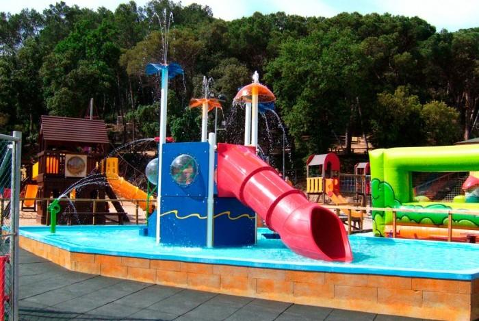 Gnomo Park, en Lloret de Mar, Girona, Cataluña
