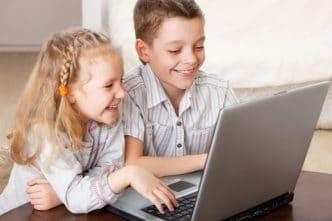 Habilidades que los niños necesitan aprender para usar un ordenador