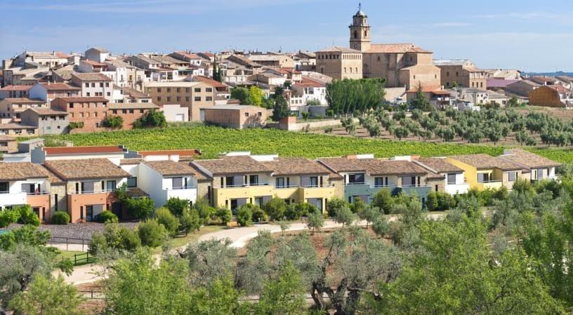 Vilar Rural d'Arnes, en Tarragona