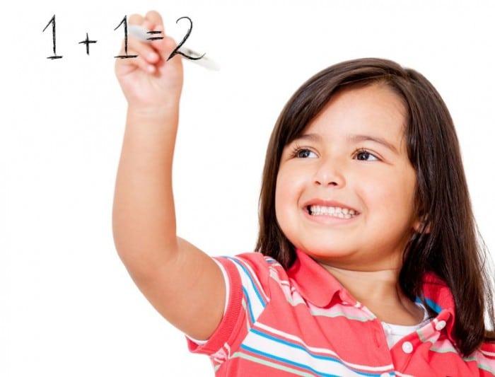 Las matemáticas divertidas para la vida diaria