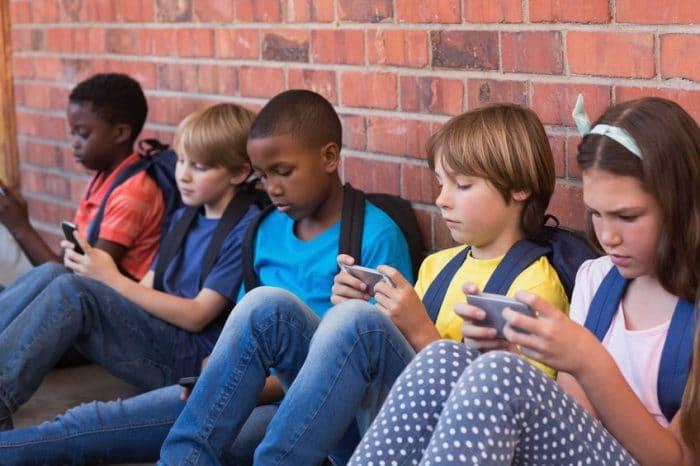 Limitar niños smartphones