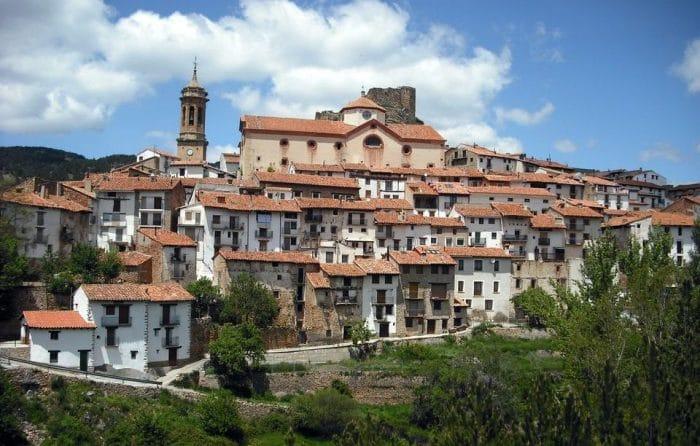 Linares de Mora, en Teruel