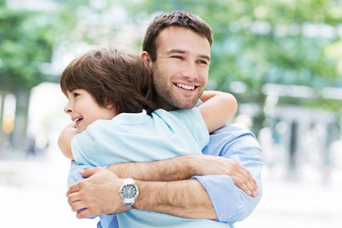 Los padres deben aprender a comunicarse de forma cariñosa y siempre desde el respeto con sus hijos