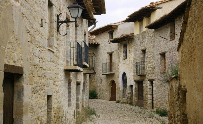 Mirambel, en Teruel
