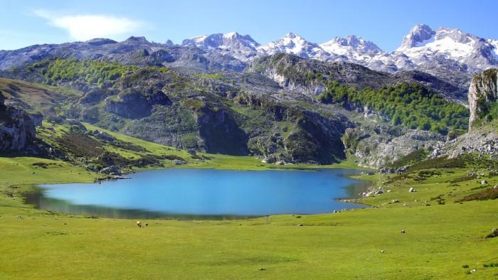 Escapada barata con niños Parque Nacional de Picos de Europa