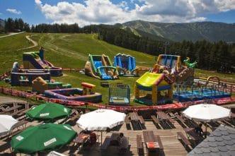 Parque infantil Agustina en Vallnord, en Andorra