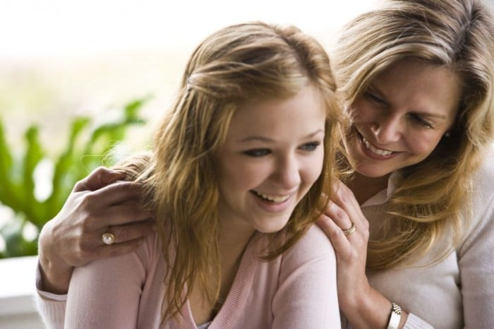 Potenciar el vínculo afectivo entre padres e hijos adolescentes