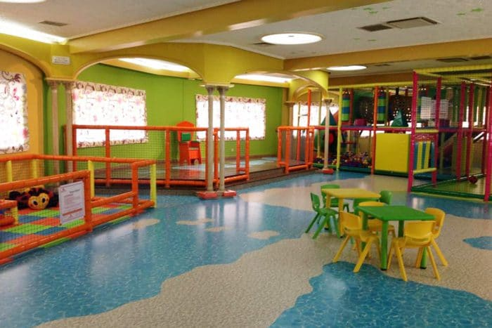 Restaurante para niños Alejandre, en Madrid