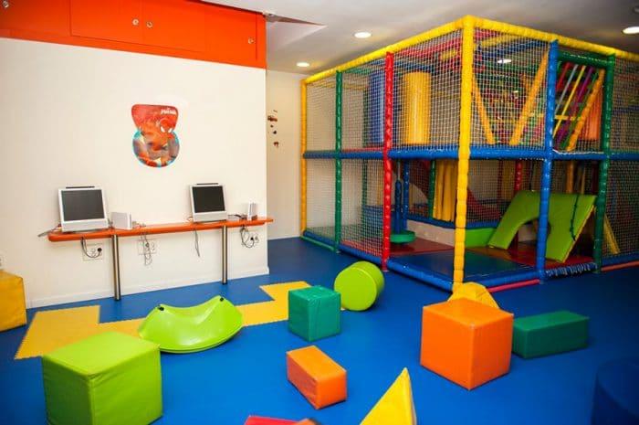 Restaurante para niños con zona infantil La Familiar Madrid