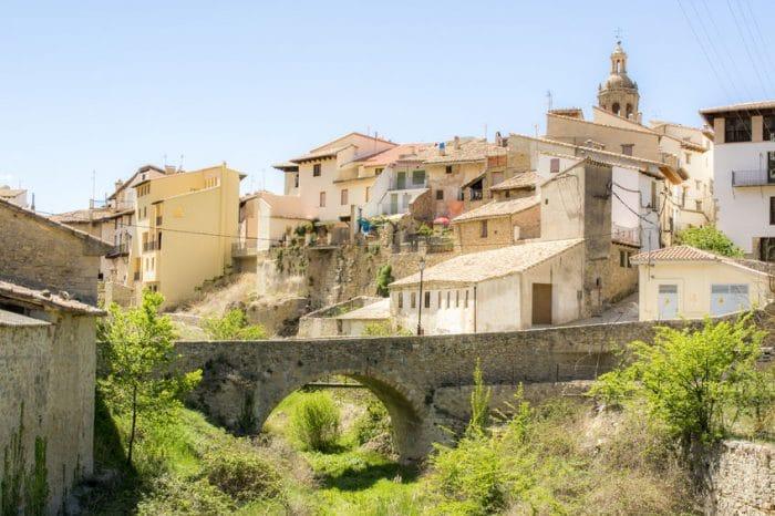 Rubielos de Mora, en Teruel