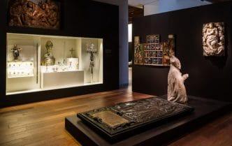 Sala La Edad Moderna en Museo Arqueológico Nacional