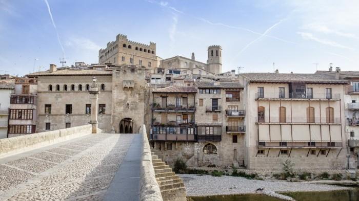 Valderrobres, en Teruel