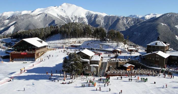 Vallnord, en Andorra