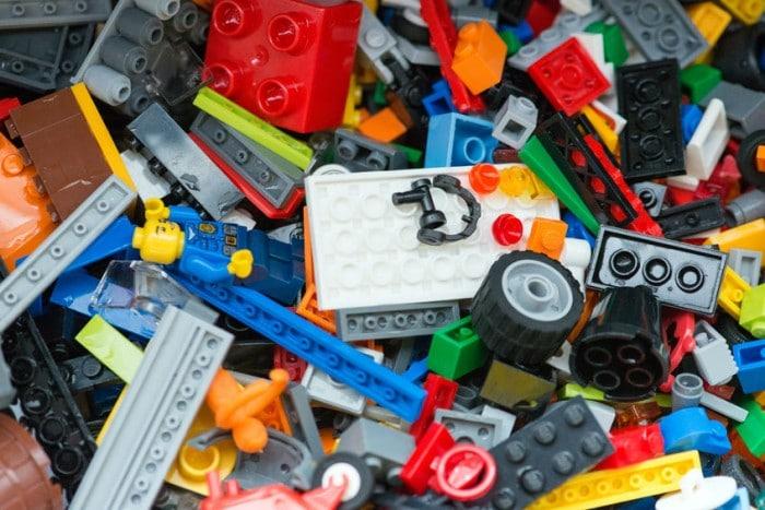 Reciclar juguetes viejos