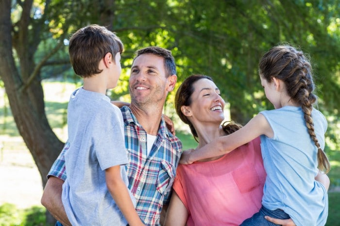 Consigue que tus hijos sean felices