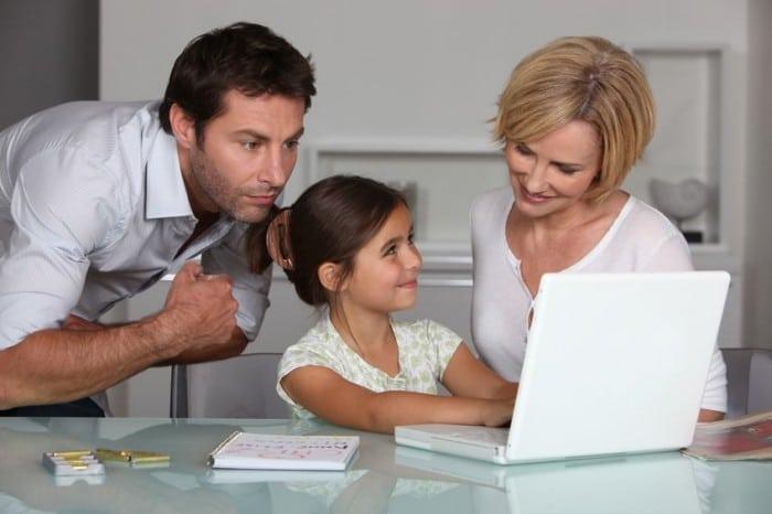 El papel de los padres en la escuela