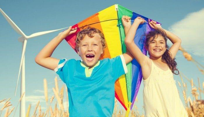 Estrategias para que tus hijos sean felices