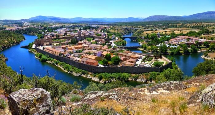 Excursiones en familia a Buitrago de Lozoya, Comunidad deMadrid