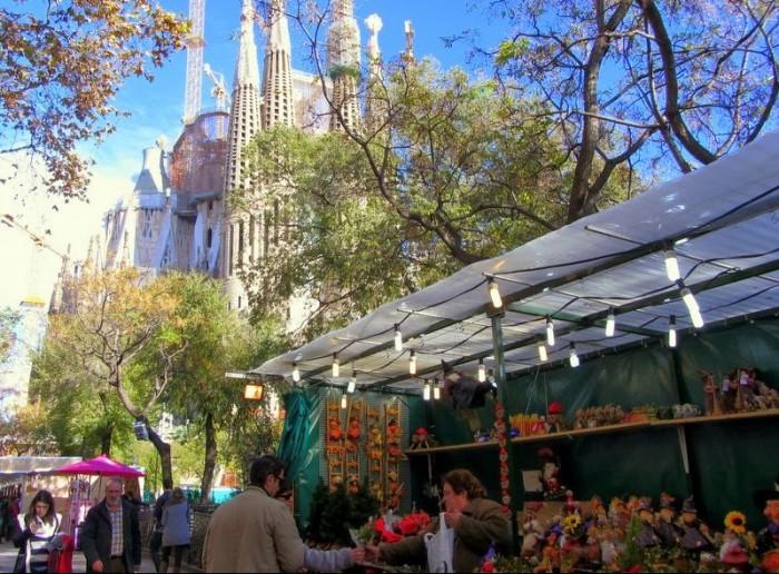 Mercadillo Feria de Navidad de la Sagrada Familia