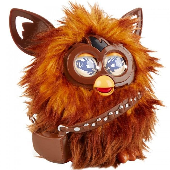 Furbacca, el Furby de Star Wars