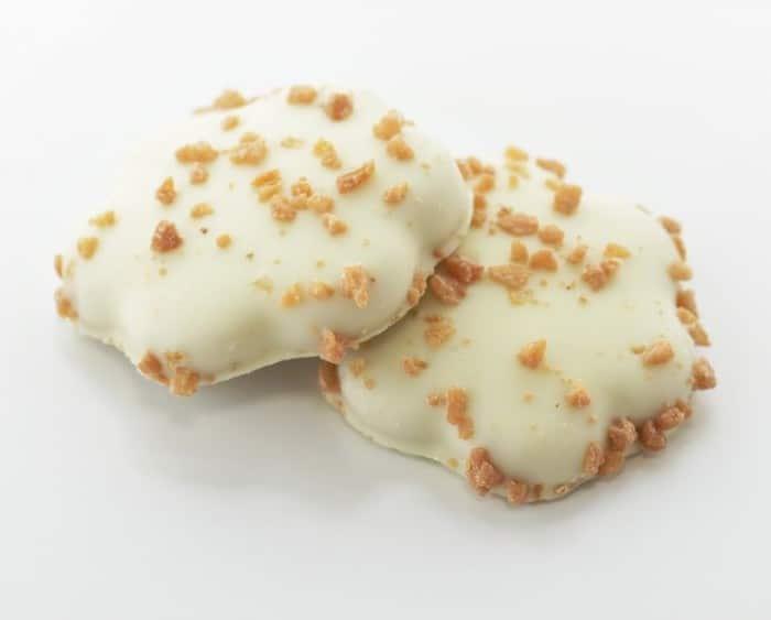 Galletas de chocolate blanco - Recetas de galletas para la Navidad