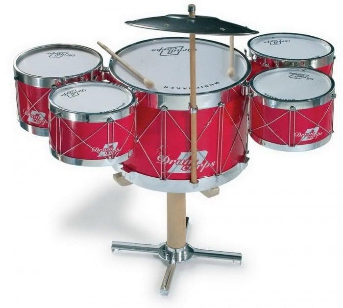 Instrumento musical infantil Batería