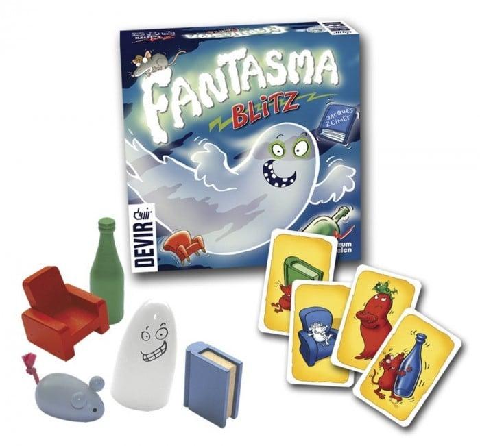 Juego de mesa infantil Fantasma Blitz