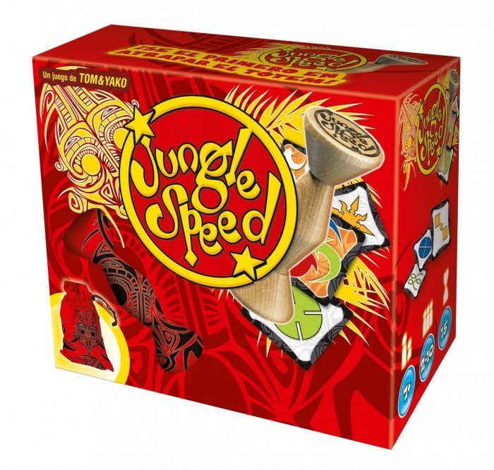Juego de mesa infantil Jungle Speed