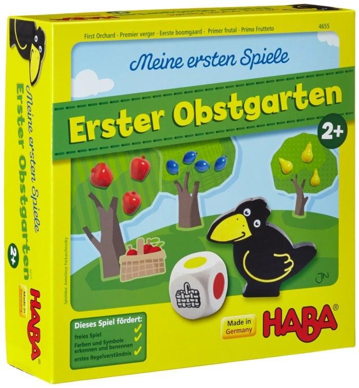 Juego educativo para bebés y niños con frutas