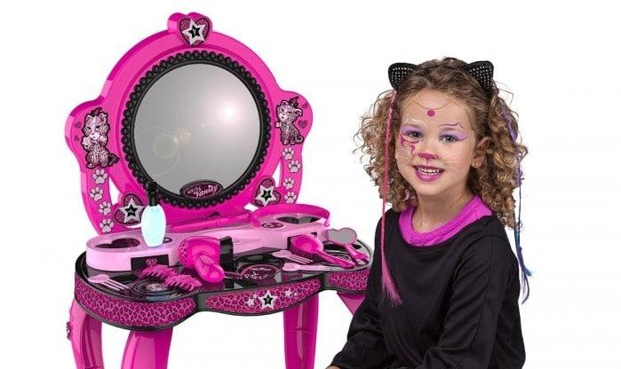 Juguetes de maquillaje y joyería para niñas