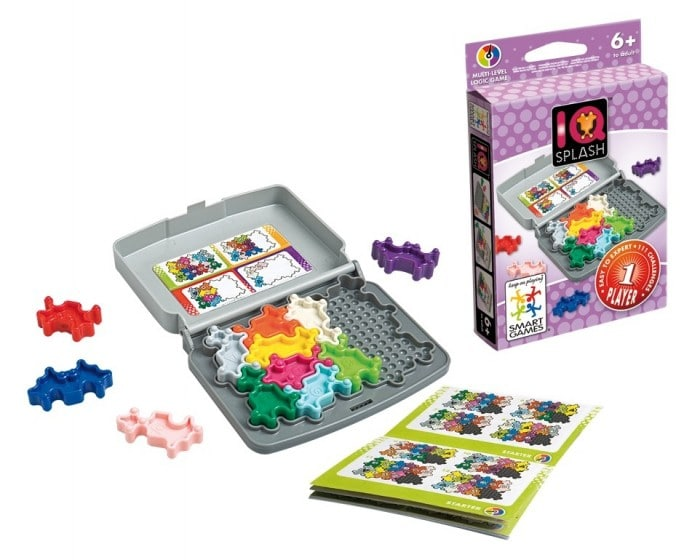 Juguete para niños IQ Splash