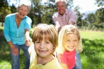 Importancia abuelos familia