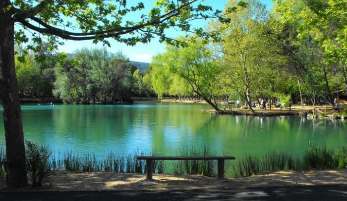 Lago de Anna, en Valencia